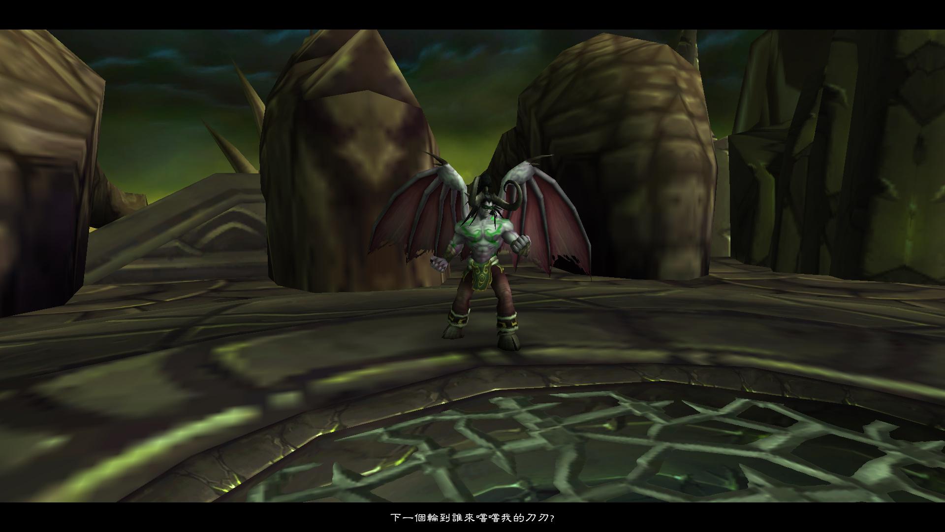 诞生至陨落回顾伊利丹一生 魔兽7.0测试服前瞻