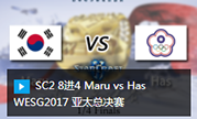 SC2 8进4 WuMin vs Dark WESG2017 亚太总决赛