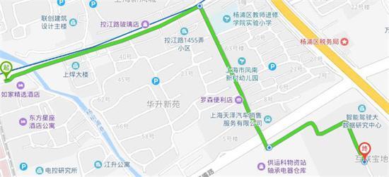 上海互联珍地地铁站提交畅通图