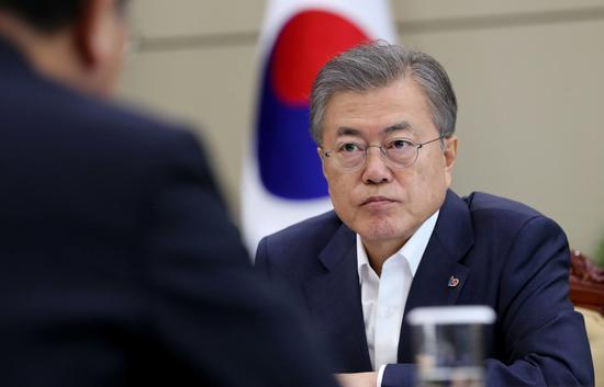韩国总统文在寅:额外投资60亿 重点扶持游戏等内容产业