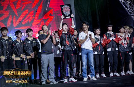 《英雄联盟》亚洲对抗赛卫冕冠军LPL