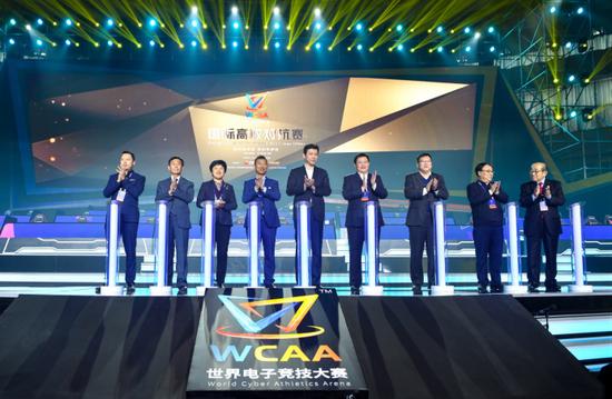 WCAA2020国际高校对抗赛圆满落幕中国电竞体育化提速