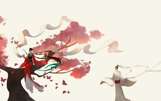 网易的《惊梦》以汤显祖名作《牡丹亭》为蓝本