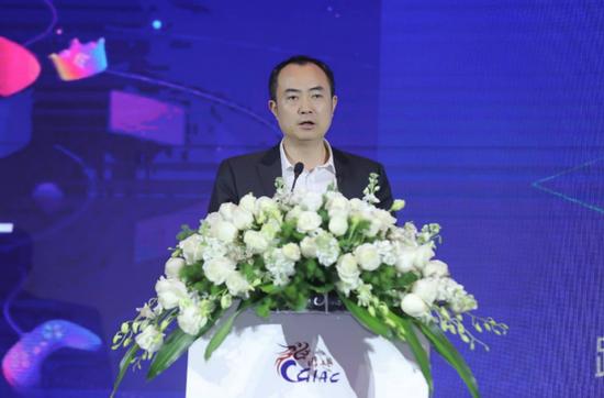 咪咕互娱党委书记、总经理 冯林