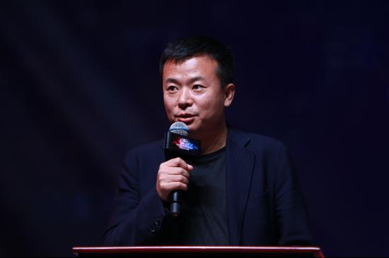 大唐网络总裁CEO杨勇