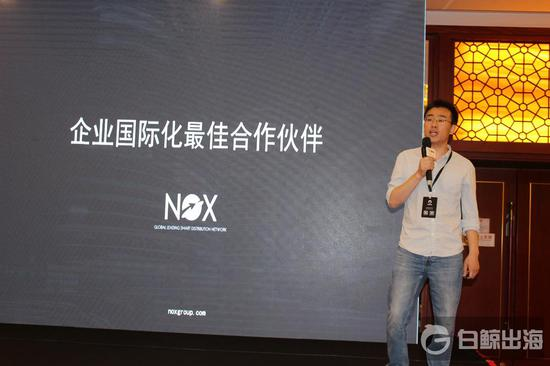 NOX 夜神副总裁兼产品总经理曹洪军