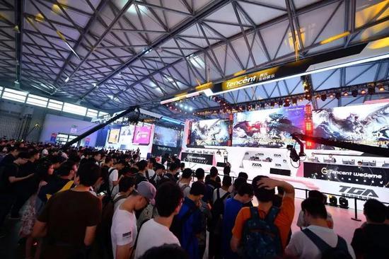 ChinaJoy十六年,游戏行业发生了什么变化?