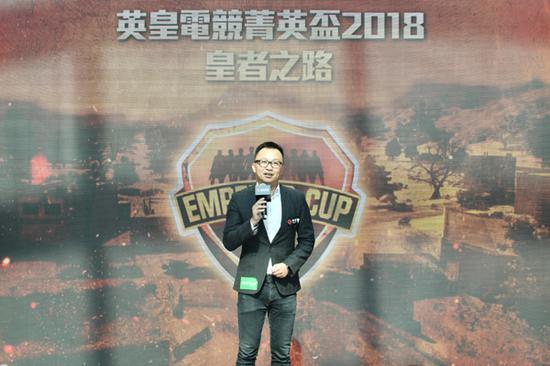 香港电竞总会会长杨全盛先生见证了英皇电竞的飞速发展历程,亦为英皇电竞的成长感到高兴。
