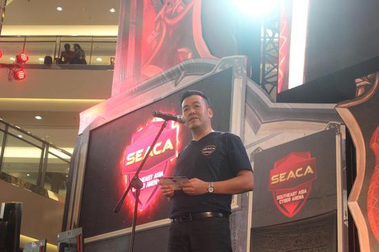 UniPin在雅加达正式举办东南亚数码竞技场(SEACA)世界级电子竞