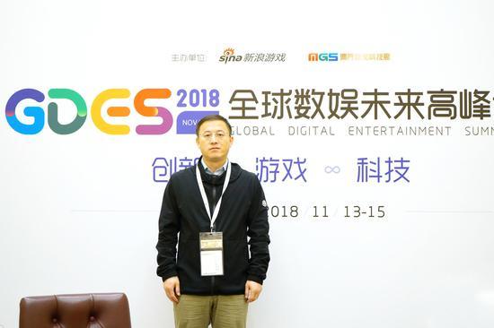 DOGI联合创始人兼董事长以及当乐网联合创始人兼董事长肖永泉接受专访