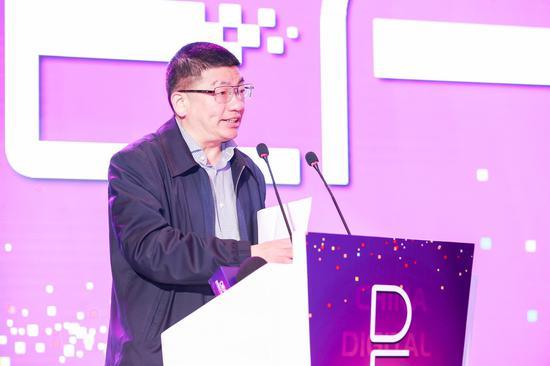 厦门市经济和信息化局副局长 邓建华先生