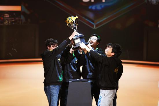 SPT获得风暴英雄项目冠军