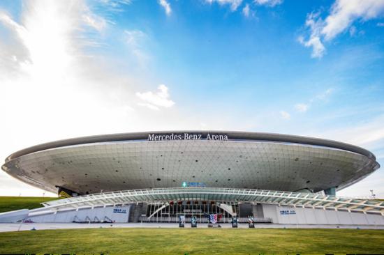 总决赛赛场 梅赛德斯奔驰文化中心
