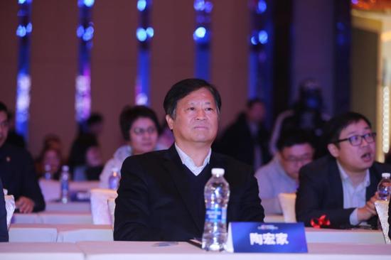 湖北省文化和旅游厅党组成员、副厅长 陶宏家
