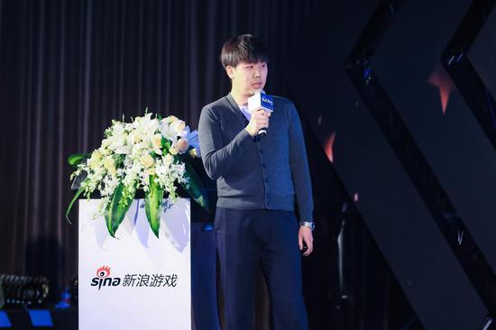 新浪游戏副主编张欣