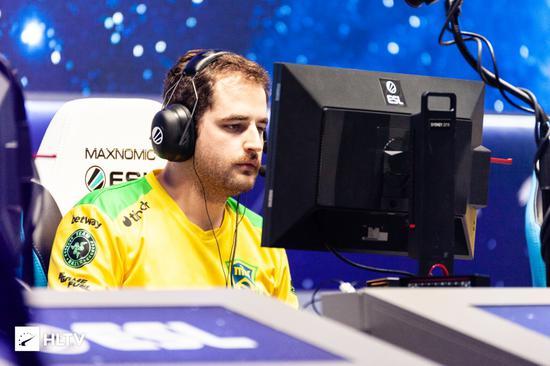 巴西CS教父FalleN