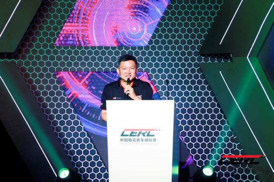 飞驰电掣文化科技(北京)有限公司总经理付鹏先生对赛事充满信心