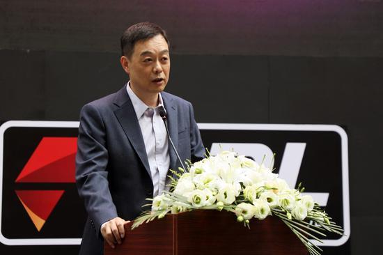 人民日报体育部主任薛原讲话