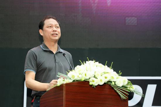 上海市宝山区区委副书记、区长范少军讲话