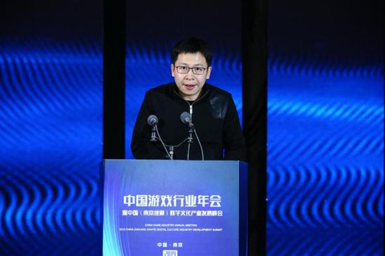 网易公司网易游戏商场副总裁 吴鑫鑫