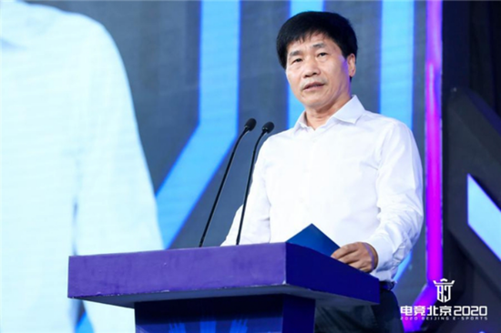 北京市委常委、宣传部部长杜飞进发表致辞