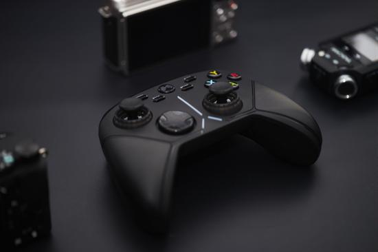 《【煜星代理平台】北通阿修罗3游戏手柄软件功能曝光,按键支持映射与宏玩法》