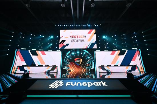 《【煜星代理平台】2020 NEST全国电子竞技大赛年度总决赛于杭州开赛》