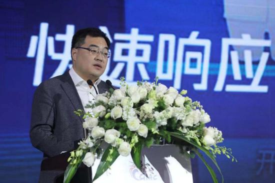 腾讯集团副总裁 袁民