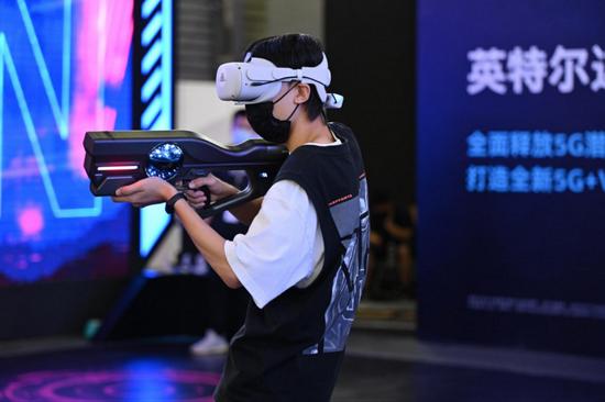 【蜗牛电竞】5G赋能VR,VRES点燃电竞热情,打造全新VR游戏体验!