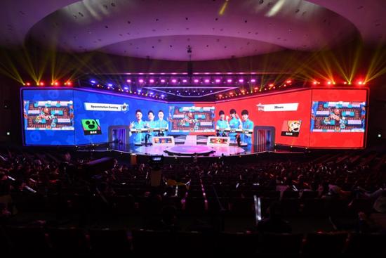 荒野乱斗全球总决赛盛大开幕