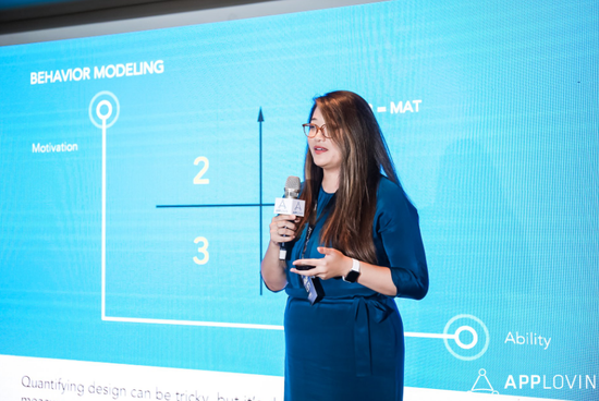 AppLovin营销与创意服务总监Alice Guillaume