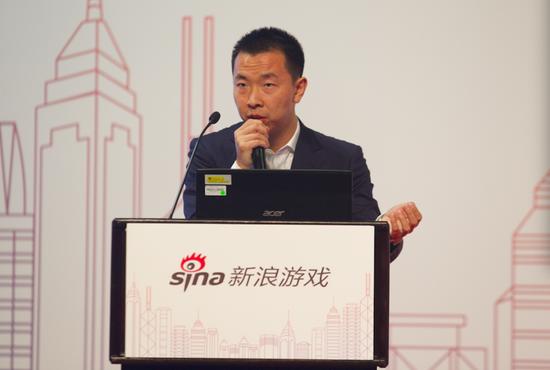 NGD(Neo Global Development)总经理赵晨大会演讲