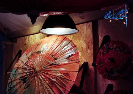 一把纸伞,牵绊千年情缘