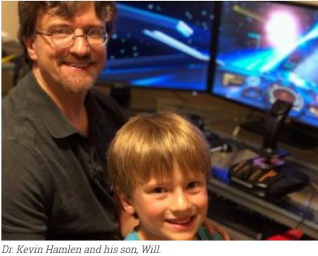 凯文和他的儿子