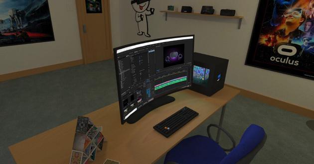 无线PC VR串流媒体《Virtual Desktop》重磅回归Oculus Store