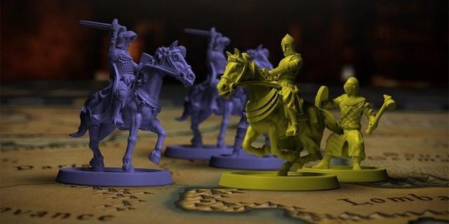 《十字军之王》 将发售实体版游戏