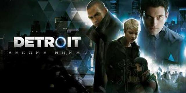 PS4大作《底特律:成为人类》发售
