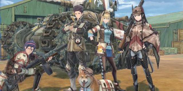 《战场女武神4》欧美版9月25日登陆PC