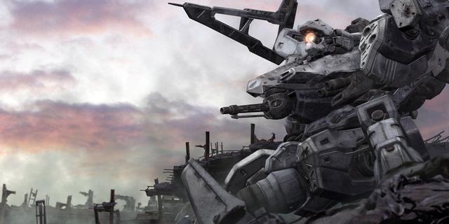 社长暗示《装甲核心》新作正开发