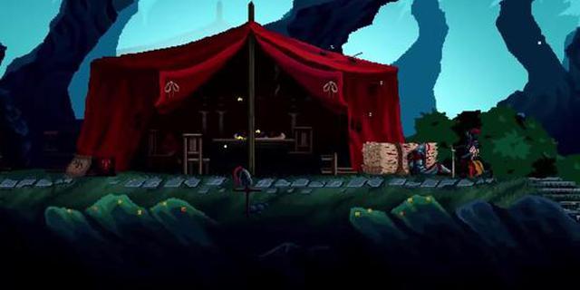 2D动作闯关体验 《亡灵诡计》实机视频