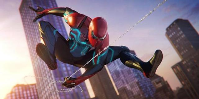 《蜘蛛侠》迈尔斯或成为可操作角色