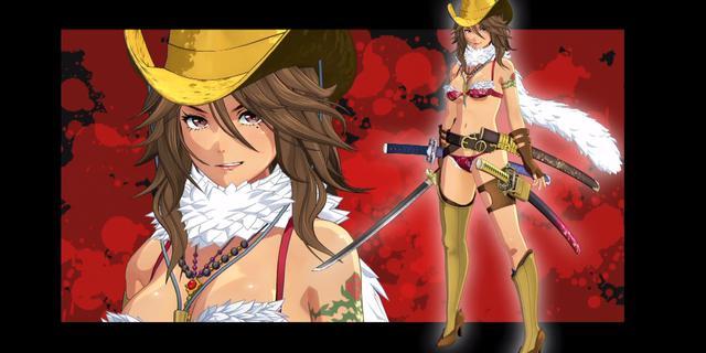 PS4《御姐玫瑰 起源》正式公布