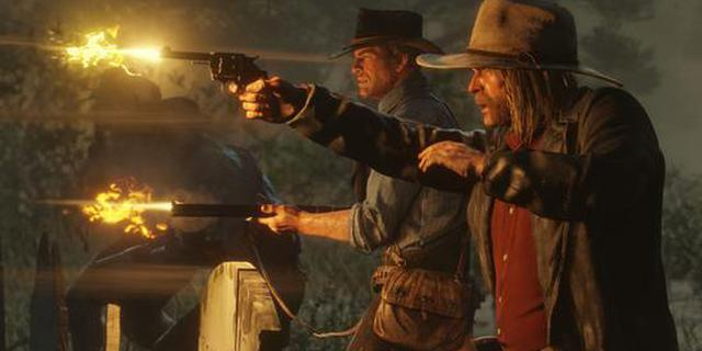 《荒野大嫖客2》体验范特林帮亡命生涯