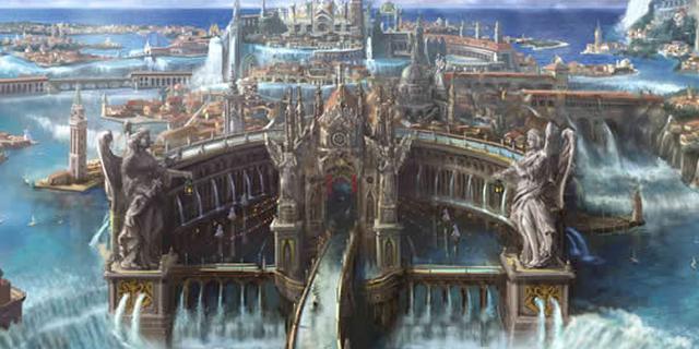 《最终幻想15》联动《特拉之战》