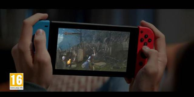 《黑暗之魂:重制版》Switch版预告