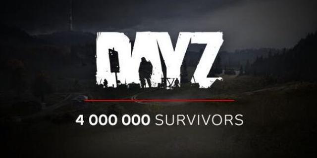 吃鸡鼻祖《DayZ》玩家数破4百万