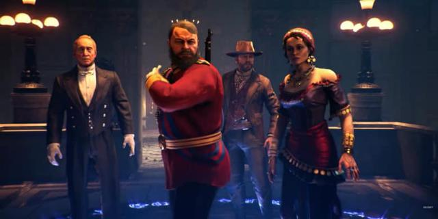 《黑色行动4》僵尸模式DLC即将来临!