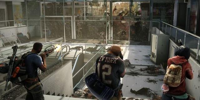 《僵尸世界大战》新截图和主视觉图