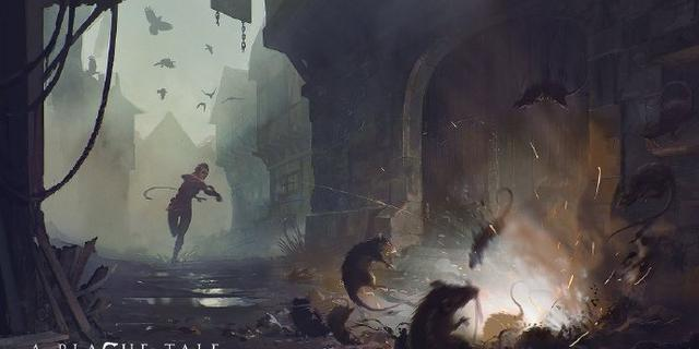 《瘟疫传说》最新艺术设定图