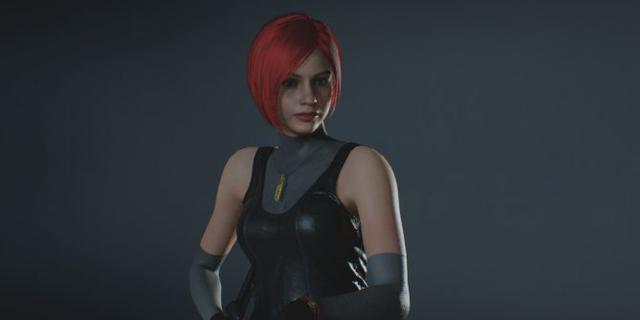 《生化危机2:重制版》新MOD 主角换脸秒变恐龙危机